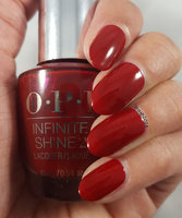OPI Infinite Shine Nail Lacquer,Ring the Buzzer Again HRH48, 0.5 Fluid Ounce uploaded by Aparna A.