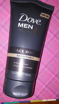 Photo of Dove Men+Care Hydrate+ Face Wash uploaded by Alejandra O.