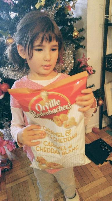 Photo of Orville Redenbacher's® Caramel White Cheddar Popcorn uploaded by Marlen J.