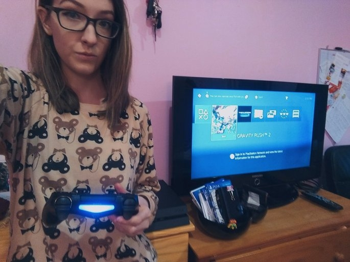 Sony PlayStation 4 Console uploaded by Diana S.