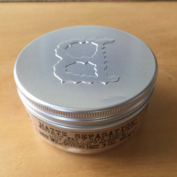 Photo of Bed Head for Men by TIGI Matte Separation™ Workable Wax uploaded by Tommy C.