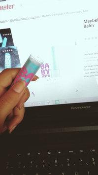 Maybelline Baby Lips® Moisturizing Lip Balm uploaded by O U.