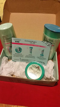 L'Oréal Extraordinary Clay Pre-Shampoo Treatment  Mask uploaded by Charity G.
