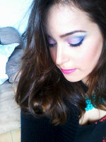 Estée Lauder Pure Color Instant Intense EyeShadow Trio Steel Lilacs  uploaded by Johana N.