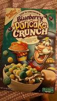 Cap'n Crunch's Blueberry Pancake Crunch™ Sweetened Corn & Oat Cereal 11.4 oz. Box uploaded by Liz W.