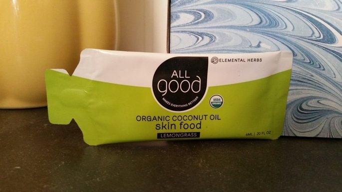 Elemental Herbs All Good Coconut Oil Skin Food uploaded by Ysaura B.