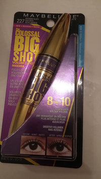 Maybelline Volum' Express® The Colossal Big Shot™ Waterproof Mascara uploaded by Marina T.