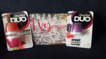 Photo of ChapStick® DUO Berry Shimmer uploaded by Taylor H.
