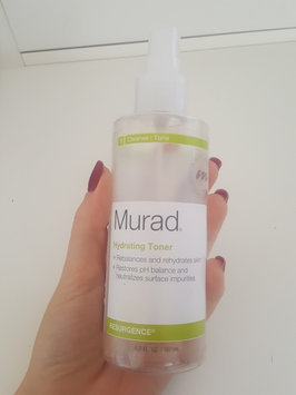 Photo of Murad Hydrating Toner uploaded by Francesca C.