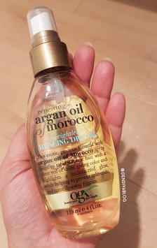 OGX® Argan Oil Of Morocco Weightless Healing Dry Oil uploaded by Madhu D.