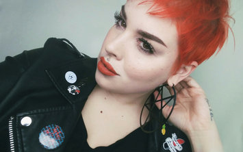 Photo of (3 Pack) MANIC PANIC Cream Formula Semi-Permanent Hair Color - Psychedelic Sunset uploaded by Alex D.