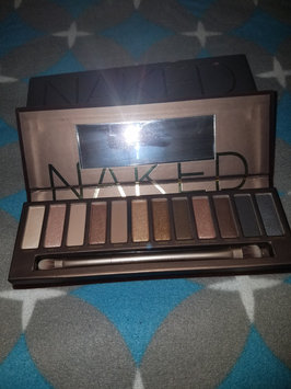Urban Decay Naked Palette uploaded by Nashia R.