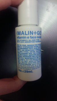 Photo of MALIN+GOETZ Vitamin E Face Moisturizer uploaded by Darya G.