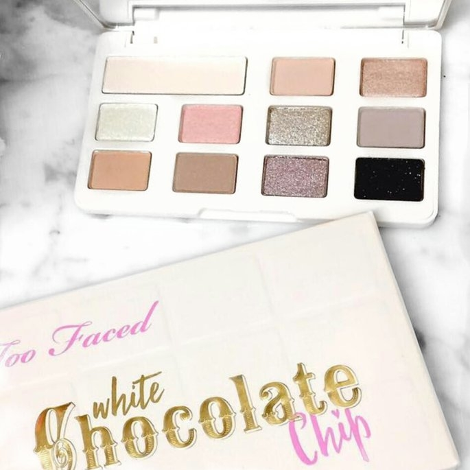 Too Faced White Chocolate Chip Eye Shadow Palette uploaded by Nattractive