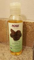 NOW Foods - Jojoba Oil Certified Organic - 4 oz. uploaded by Jasmine B.