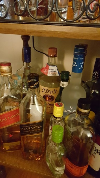 New Amsterdam Vodka uploaded by Carrie H.