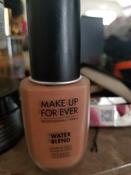 MAKE UP FOR EVER Water Blend Face & Body Foundation uploaded by Marnae R.