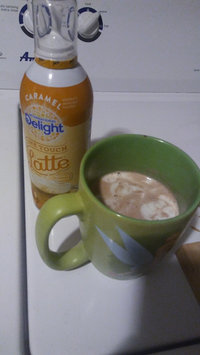 International Delight One Touch Latte Caramel uploaded by crystal b.