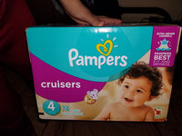 Pampers Cruisers Size 4 Sesame Street Diapers - 104 CT uploaded by Lidia R.