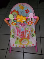 FISHER PRICE Fisher-Price Infant-to-Toddler Rocker, Elephant Friends uploaded by Lidia R.