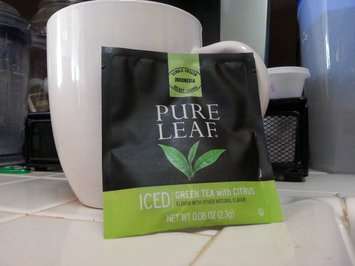 Pure Leaf Iced Green Tea with Citrus uploaded by Sonja L.