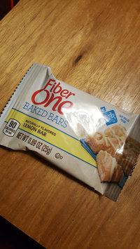 Fiber One 90 Calorie Lemon Bars uploaded by Destiny C.