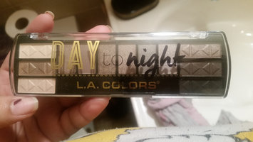 L.A. Colors Day To Night Eyeshadow Palette uploaded by Jasmine R.