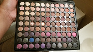 Photo of BH Cosmetics Urban Luxe - 99 Color Eyeshadow Palette uploaded by Jasmine R.
