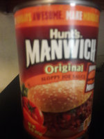 Hunt's, Manwich, Original, Sloppy Joe Sauce uploaded by Jennifer M.