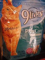 9Lives Plus Care Dry Cat Food, 18-Ounce uploaded by Jennifer M.