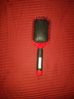 HSI Professional Velvet Touch Paddle Soft Brush for Wet and Dry Hair with Super Soft Flexible Ionic Bristles uploaded by Angie H.