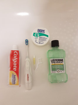 Colgate Whitening Tartar Control plus Whitening Fluoride Toothpaste uploaded by member-29c5a6854