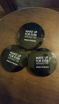 Photo of MAKE UP FOR EVER Pro Finish Multi-Use Powder Foundation uploaded by Alicia B.