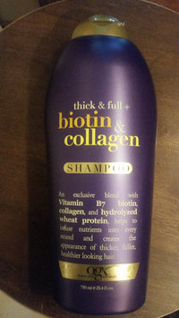 Photo of OGX® Biotin & Collagen Shampoo uploaded by Alicia B.