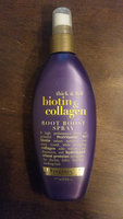 OGX® Root Boost Spray Thick & Full Biotin & Collagen uploaded by Alicia B.