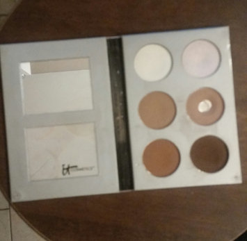Photo of IT Cosmetics My Sculpted Face Palette uploaded by Alicia B.