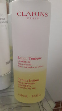 Photo of Clarins Toning Lotion with Camomile for Dry/Normal Skin uploaded by Anna S.