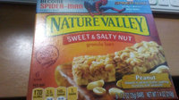 Nature Valley Sweet & Salty Nut Granola Bars Peanut uploaded by Yolanda C.
