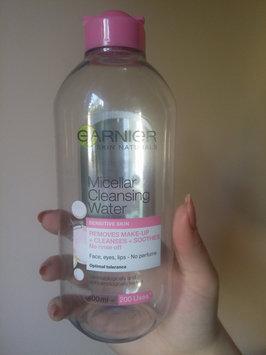 Garnier Skinactive Micellar Cleansing Water All-in-1 Makeup Remover & Cleanser 3 oz uploaded by Viktorija M.