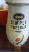 Marzetti® Simply Dressed® Avocado Ranch Dressing 12 fl. oz. Bottle uploaded by Mariel W.