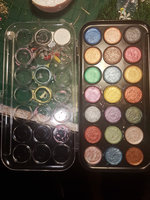 Yasutomo Niji Pearlescent Watercolor Sets - 21 Color Set uploaded by Felicity H.