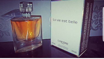 Lancôme La Vie Est Belle Eau de Parfum Spray uploaded by Nidel D.