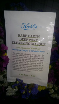 Photo of Kiehl's Rare Earth Deep Pore Cleansing Mask uploaded by Darya G.
