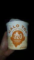 Halo Top Sea Salt Caramel Ice Cream uploaded by kristel t.