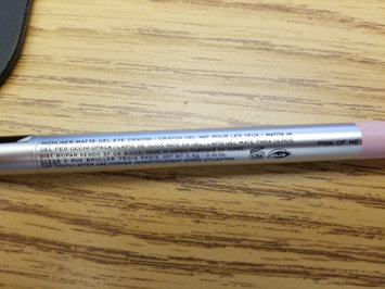 Photo of Marc Jacobs Highliner Matte Gel Eye Crayon uploaded by Jasmine B.
