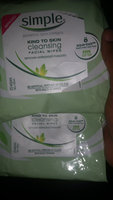 Simple Cleansing Wipes uploaded by Chantal P.