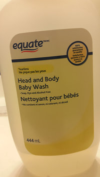 Photo of Equate Tear Free Baby Wash & Shampoo, 28 fl oz uploaded by Sadia R.