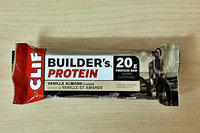 Clif Builder's Vanilla Almond uploaded by Anda M.