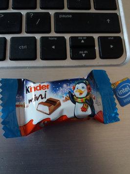 Photo of Kinder® Chocolate uploaded by cara b.