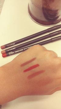 Photo of MAC Cosmetics Lip Pencil uploaded by Cassandra H.